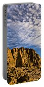 Fort Rock North Wall Portable Battery Charger