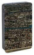 Foster City, California Aerial Photo Portable Battery Charger