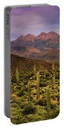 Four Peaks Golden Hour  Portable Battery Charger