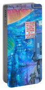 Freak Alley Boise Portable Battery Charger