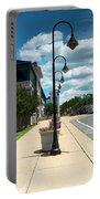 Fredericksburg Rail Station Portable Battery Charger