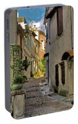 French Scenes Portable Battery Charger
