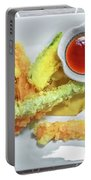 Fried Shrimps Tempura Portable Battery Charger