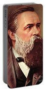 Friedrich Engels Portable Battery Charger