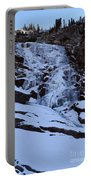 Frozen Tokopah Falls Portable Battery Charger