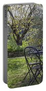 Garden In Spring Portable Battery Charger