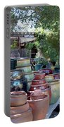 Garden Shoppe At Windmill Farms Digital Painting Portable Battery Charger