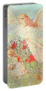 Gathering Flowers  Portable Battery Charger