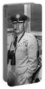 General Curtis Lemay Portable Battery Charger by War Is Hell Store