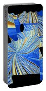 Geometric Abstract 2 Portable Battery Charger