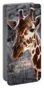 Giraffe Head Portable Battery Charger