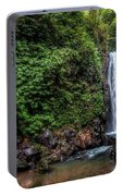 Git Git Waterfall - Bali Portable Battery Charger