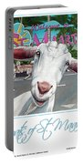Goats Of St. Maarten- Sofie Portable Battery Charger