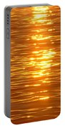 Golden Reflections Portable Battery Charger