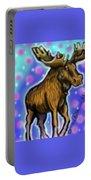 Graffiti Moose Portable Battery Charger
