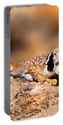 Great Basin Collared Lizard Portable Battery Charger