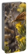 Great Spangled Fritillary 2 Portable Battery Charger