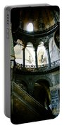 Hagia Sofia, Istanbul Portable Battery Charger
