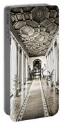 Hallway Of Elegance Portable Battery Charger