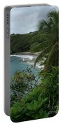 Hamoa Beach Maui Hawaii Portable Battery Charger
