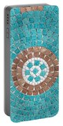 Hans Mosaic Portable Battery Charger