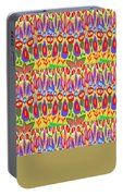 Happy Celebrations Abstract Acrylic Painting Fineart From Navinjoshi At Fineartamerica.com These Gra Portable Battery Charger