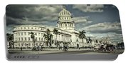 Havana National Capitol Portable Battery Charger