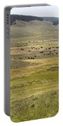 Hayden Valley Herd Portable Battery Charger