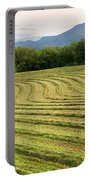Hayfield Landscape Portable Battery Charger