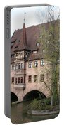 Heilig Geist Spital - Nuremberg Portable Battery Charger