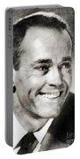 Henry Fonda, Hollywood Legend Portable Battery Charger