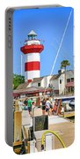 Hilton Head Harbor Sc Portable Battery Charger