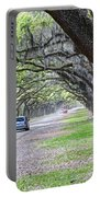 Historic Wormsloe Plantation Portable Battery Charger