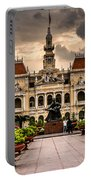 Ho Chi Minh City Hall Portable Battery Charger