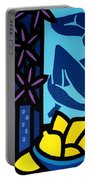 Homage To Matisse I Portable Battery Charger