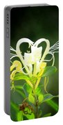 Honeysuckle Love Portable Battery Charger