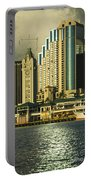 Honolulu Harbor Portable Battery Charger