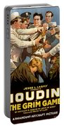 Houdini In The Grim Game 1919 Portable Battery Charger