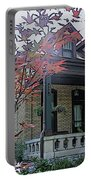 House In German Village Portable Battery Charger