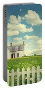 House In The Countryside Portable Battery Charger