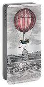 Hydrogen Balloon, 1783 Portable Battery Charger