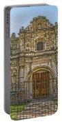 Iglesia San Jose El Viejo - Antigua Guatemala Hdr Portable Battery Charger