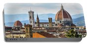 Il Duomo In Florence Portable Battery Charger