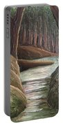 Into The Woods II Portable Battery Charger
