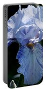Iris Photograph Portable Battery Charger