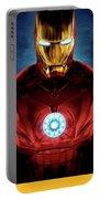 Iron Man Portable Battery Charger by Caio Caldas