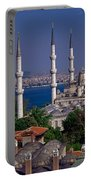 Istanbul's Blue Mosque Portable Battery Charger