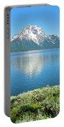 Jackson Lake Teton Panorama Portable Battery Charger