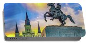 Jackson Square Portable Battery Charger