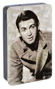 James Stewart Hollywood Actor Portable Battery Charger